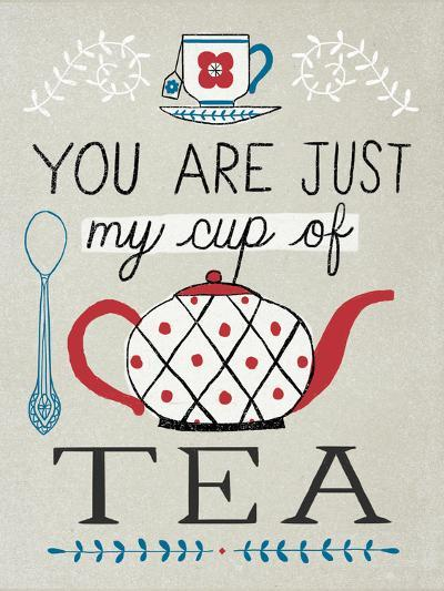 Cup of Tea-Oliver Towne-Art Print