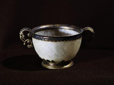Cup That Once Belonged to Giovanni Calvino, France, 16th Century--Giclee Print