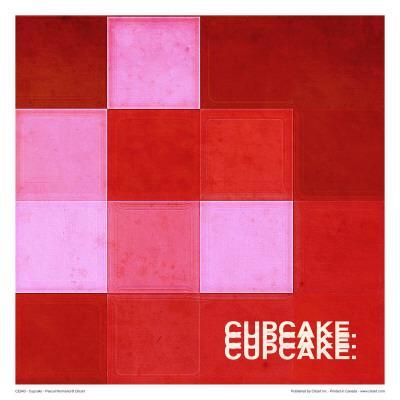 Cupcake-Pascal Normand-Art Print