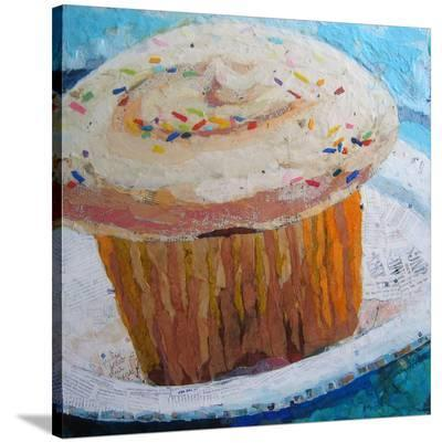 Cupcake--Stretched Canvas Print