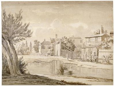 Cuper's Bridge, Lambeth, London, 1807-Henry de Cort-Giclee Print
