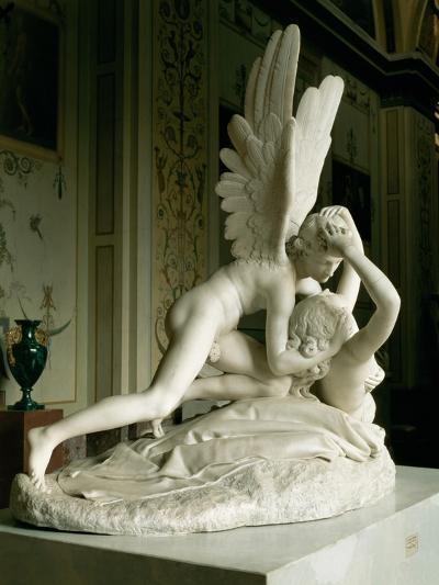 Cupid and Psyche, 1796-Antonio Canova-Giclee Print