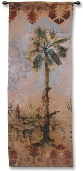 Curaco III-Dennis Carney-Wall Tapestry
