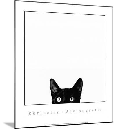 Curiosity-Jon Bertelli-Mounted Print