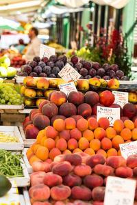 Fruits and Vegetables for Sale at Local Market in Poland. by Curioso Travel Photography
