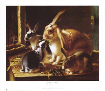 Curious Spectator-Thomas Garland-Art Print