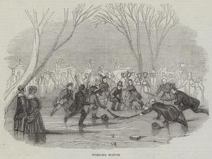 Curling Match