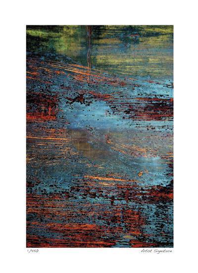 Currents-Luann Ostergaard-Giclee Print