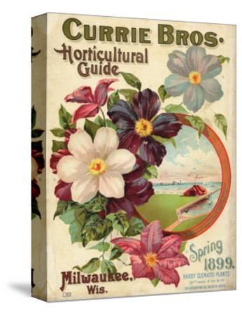 Currie Bros. Horticultural Guide, Spring 1899