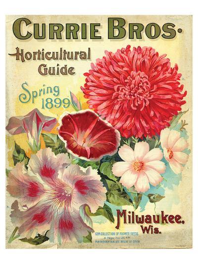 Currie Milwaukee Hortic. Guide--Art Print