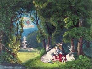A Midsummer Night's Dream, Pub. by Currier and Ives, New York by Currier & Ives