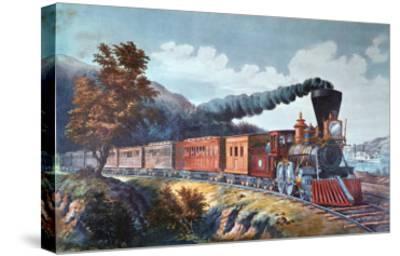 American Express Train, 1864