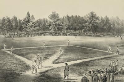 American National Game of Base Ball