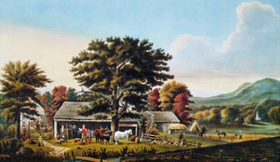 Autumn Scene, 1866