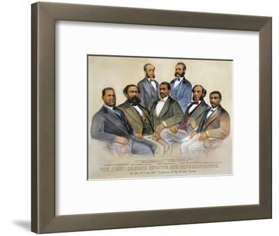 Black Senators, 1872