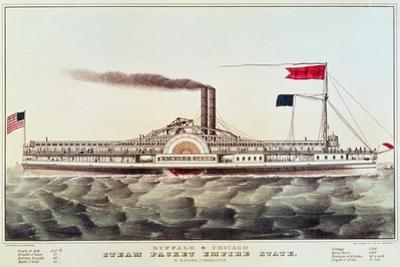 Buffalo and Chicago Steam Packet, Empire State