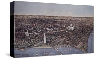 City of Washington (Looking North, 1892)