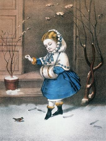 Currier & Ives: Little Snowbird