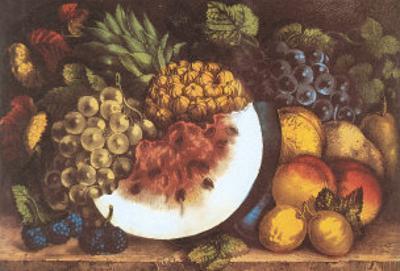 Fruits Autumn Varieties