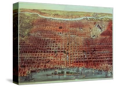General View of Philadelphia, 1875