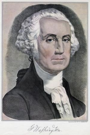 George Washington, First President of the United States, 19th Century