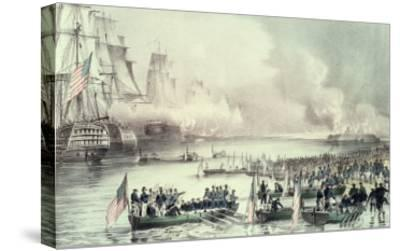 Landing of the American Force at Vera Cruz, Under General Scott, March, 1847
