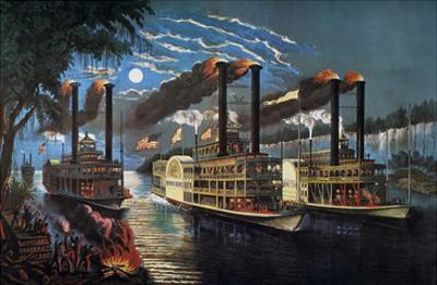 Mississippi River Race
