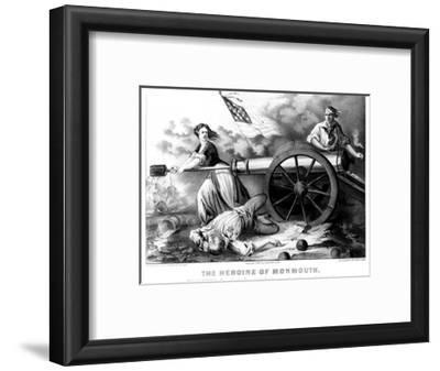 Molly Pitcher (1754-1832)