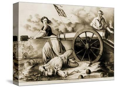 Molly Pitcher, Heroine of Monmouth
