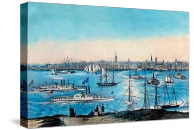 New York Harbor View