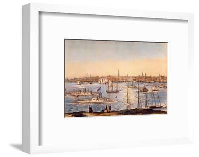 NY: Brooklyn Heights, 1849