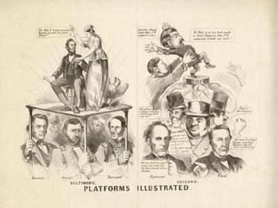 Platforms Illustrated, 1864