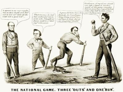 Presidential Campaign, 1860