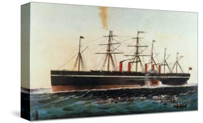 Ship: Great Eastern, 1858