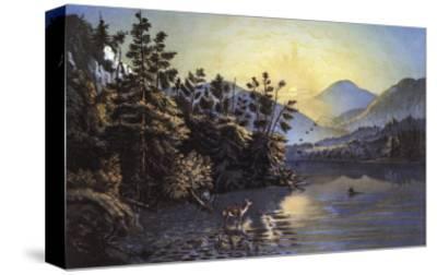 Sunrise on Lake Saranac