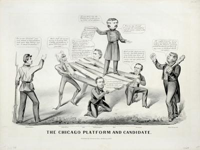 The Chicago Platform and Candidate, 1864