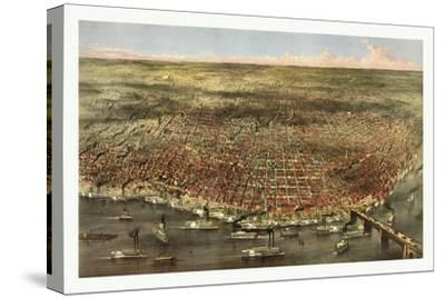 The City of St. Louis, Circa 1874