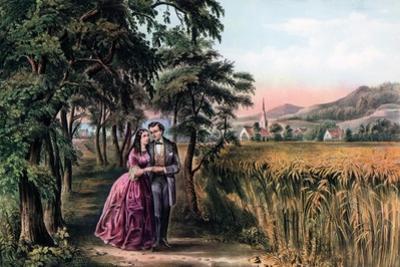 The Season of Love, Youth, 1868