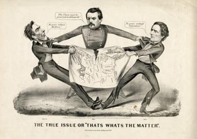 The True Issue or That's What's the Matter, 1864