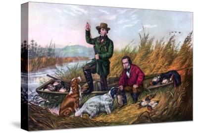 Wild Duck Shooting, 1854