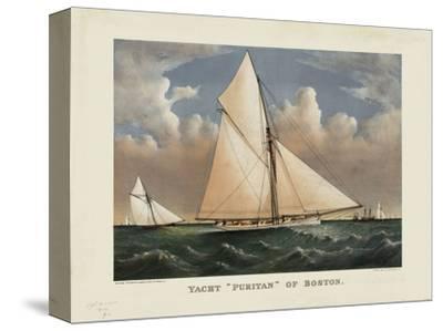 "Yacht ""Puritan"" of Boston"