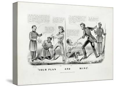 Your Plan, and Mine, 1864