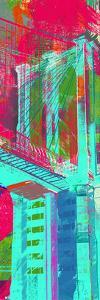 The Brooklyn Bridge by Curt Bradshaw