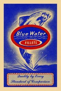Blue Water Fillets by Curt Teich & Company