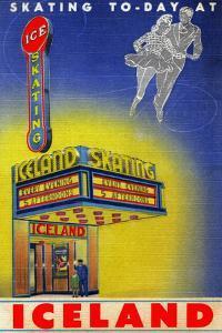 Iceland by Curt Teich & Company