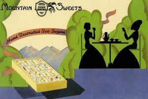 Mountain Sweets by Curt Teich & Company