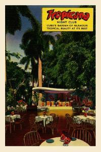 Tropicana Night Club by Curt Teich & Company