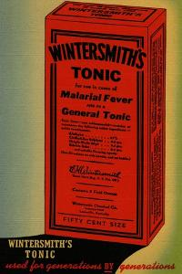 Wintersmith's Tonic by Curt Teich & Company