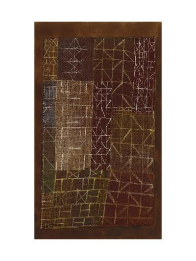 Curtain-Paul Klee-Giclee Print