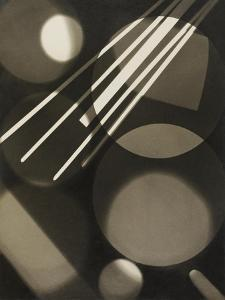Abstract Composition by Curtis Moffat